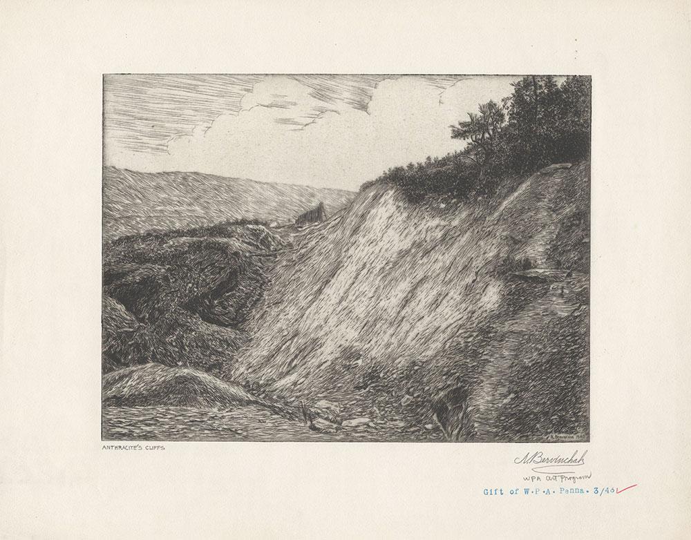 Anthracite's Cliffs