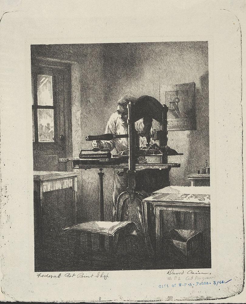 Federal Art Print Shop