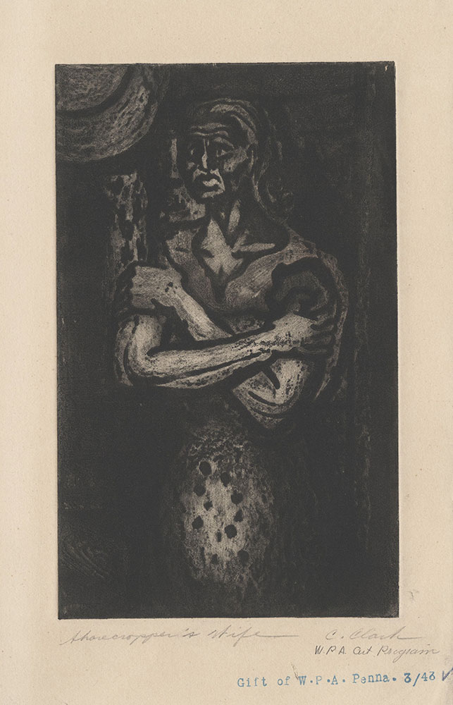 Sharecropper's Wife