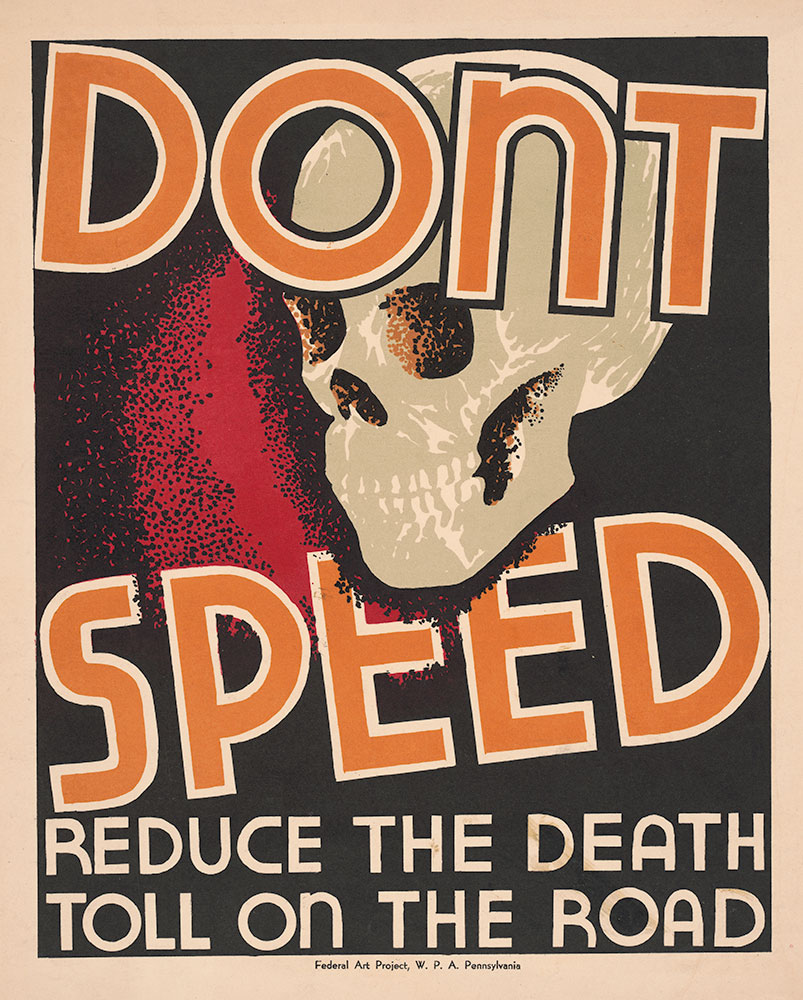 Don't Speed