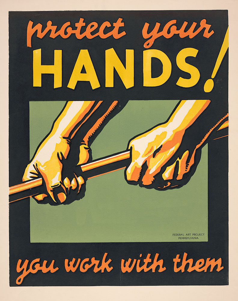 Protect Your Hands! You Work With Them