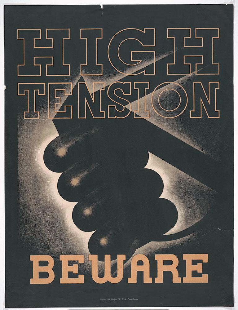 High Tension: Beware