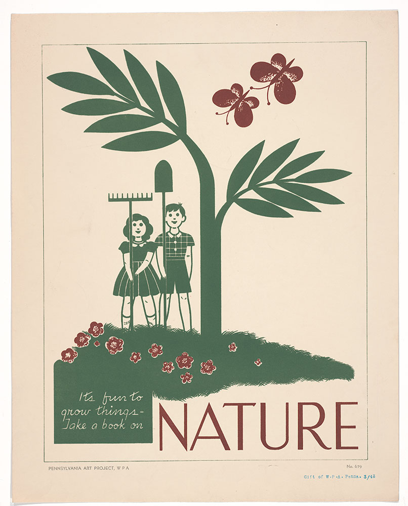 Take A Book on Nature