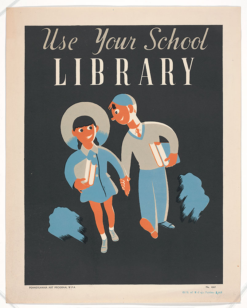 Use Your School Library