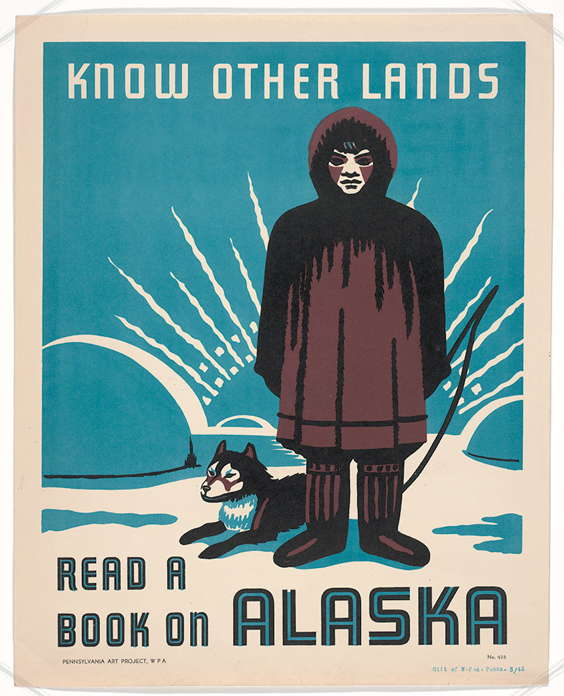 Read A Book on Alaska
