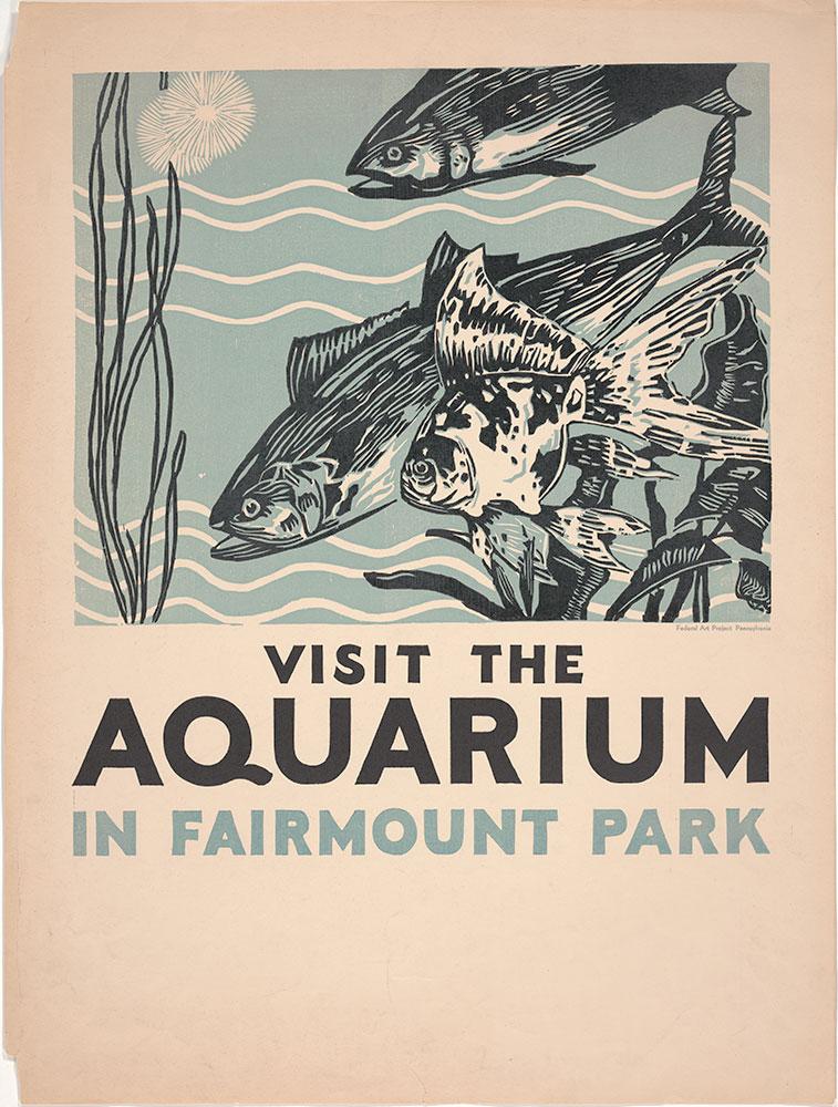 Visit the Aquarium in Fairmount Park