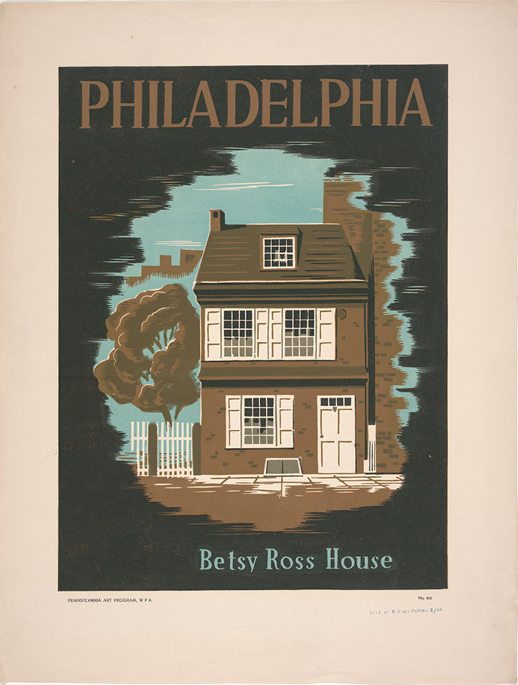 Philadelphia: Betsy Ross House