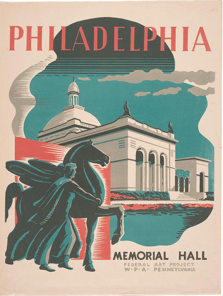 Philadelphia: Memorial Hall