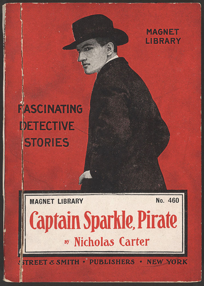 Captain Sparkle, pirate : or, A hard man to catch