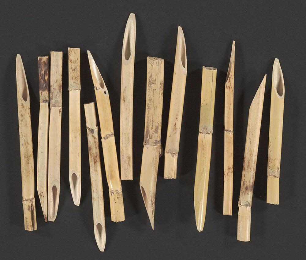 Bamboo Qalam
