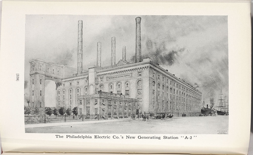 The Philadelphia Electric Co.'s New Generation Station