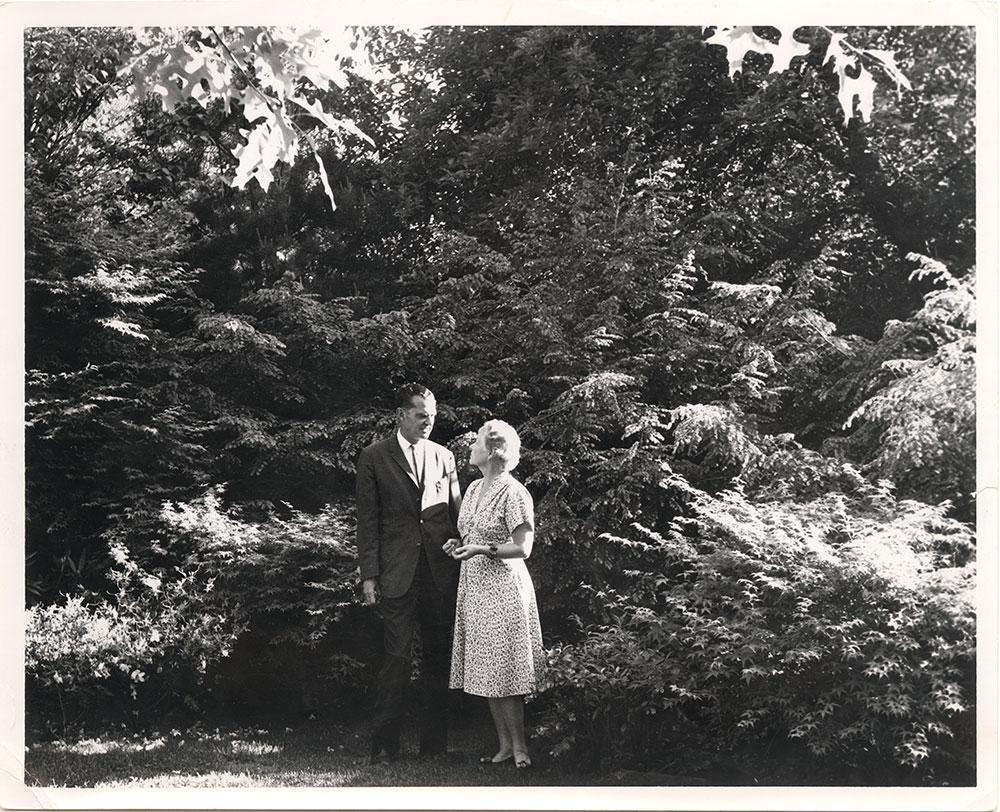 James and Mary Bond