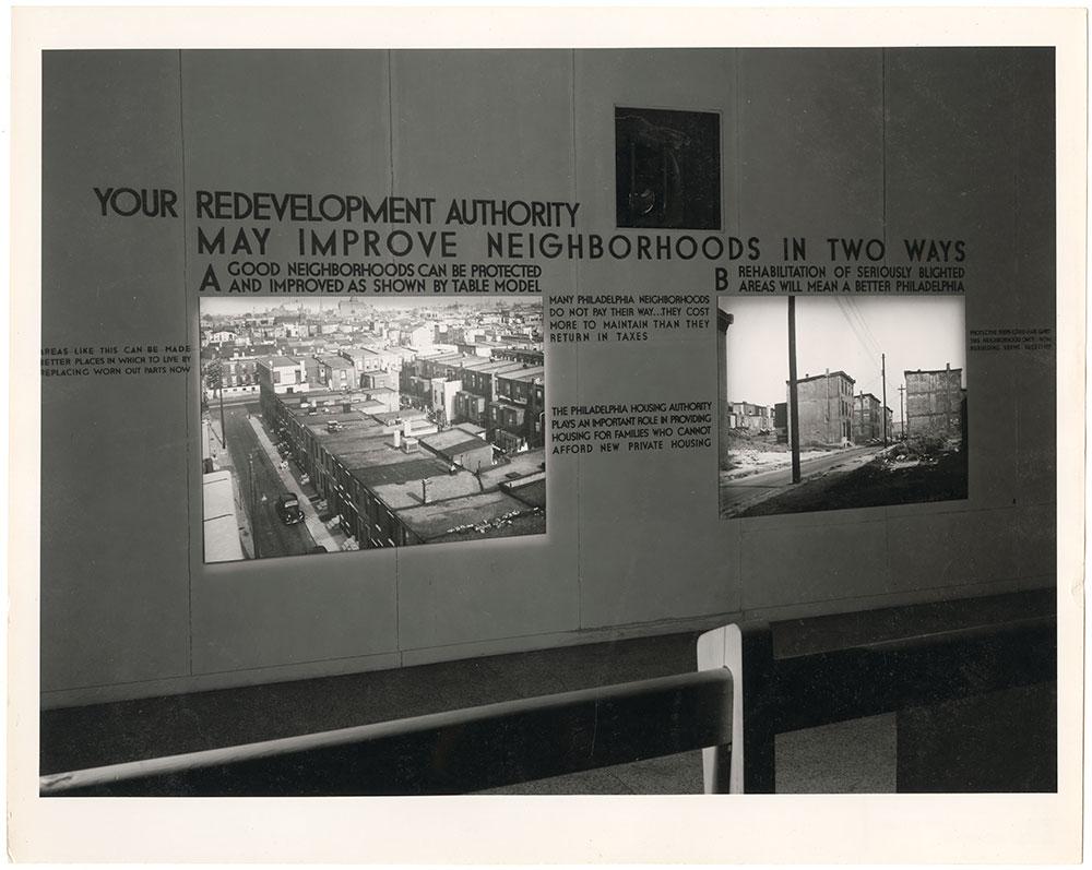 Better Philadelphia exhibition, September 1947