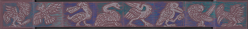 Aviary - Verso