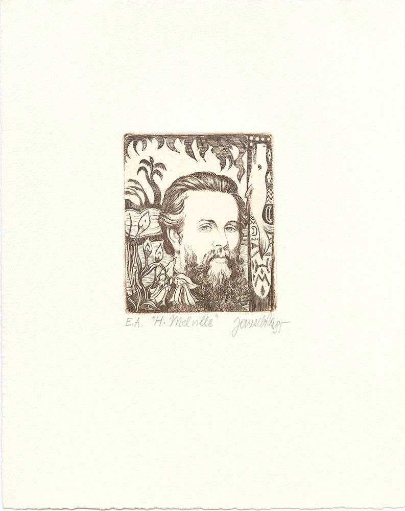 H. Melville