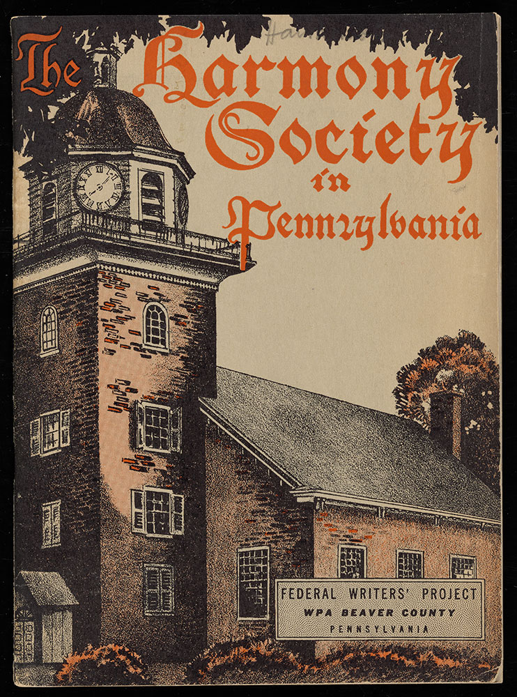 The Harmony Society in Pennsylvania