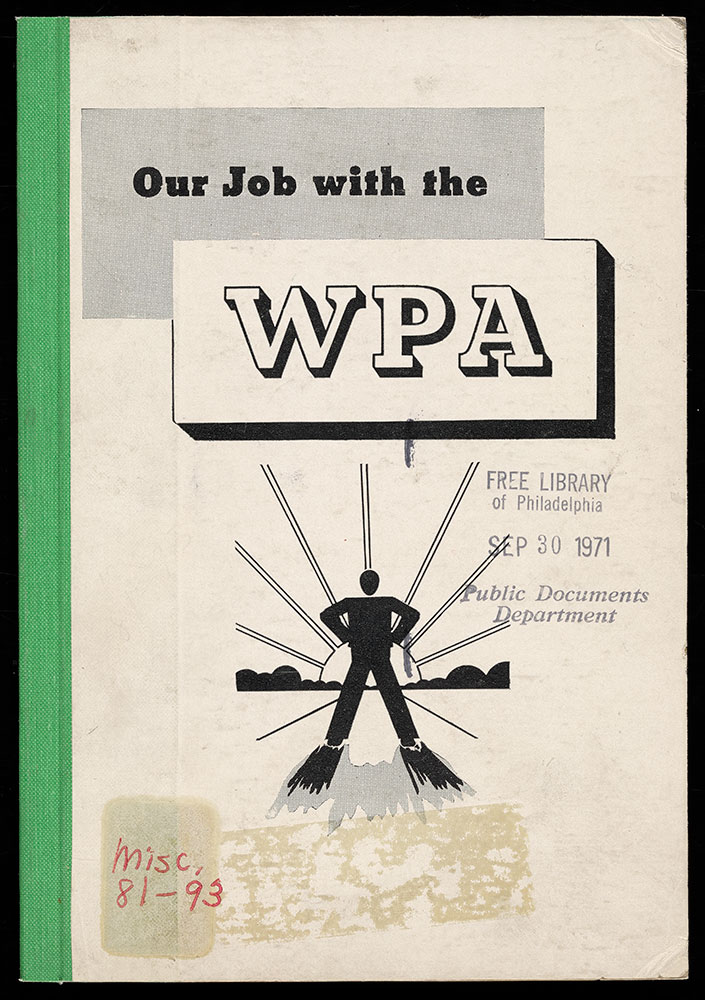 Our Job with the WPA