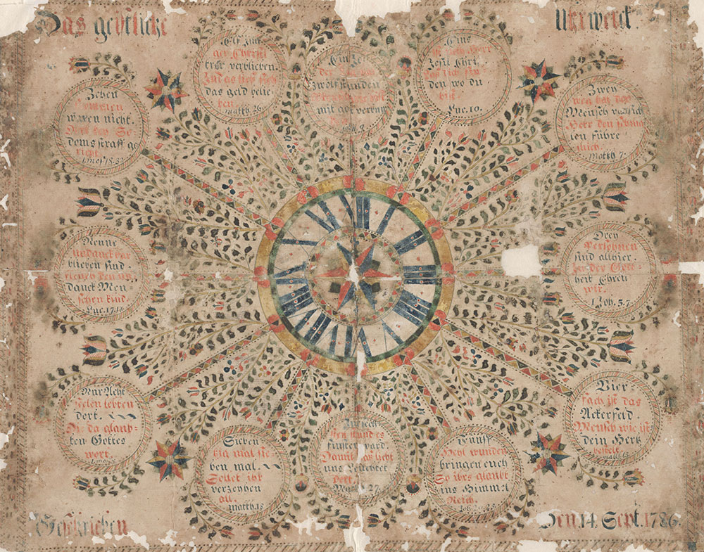 The Spiritual Clockwork (Das geistliche Uhrwerk)
