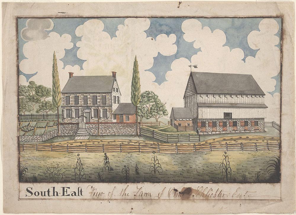 Drawing (Schlichter's Farm)