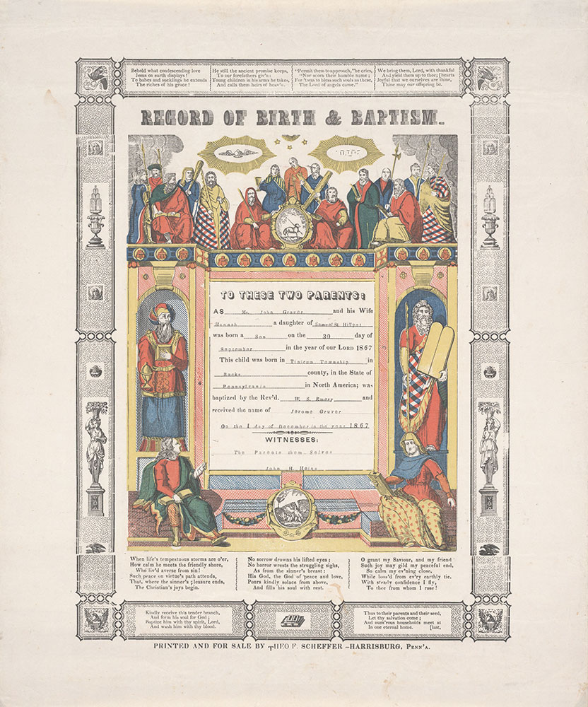 Birth and baptismal certificate geburts und taufschein for birth and baptismal certificate geburts und taufschein for jerome gruver aiddatafo Image collections
