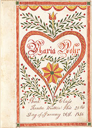 Reward of Merit (Belohnung) for Maria Rohr