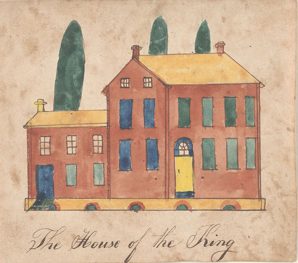Drawing (The House of the King)