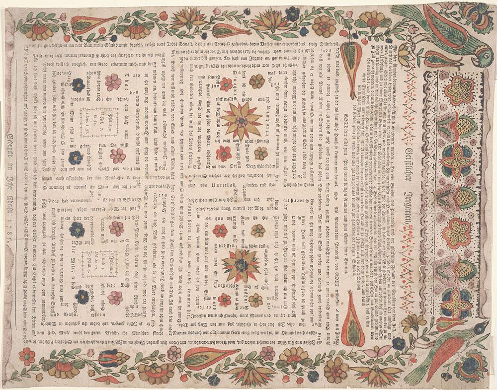Spiritual Labyrinth (Geistlicher Irrgarten)