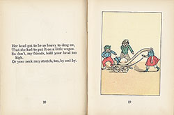 Slovenly Betsy, pages 18-19