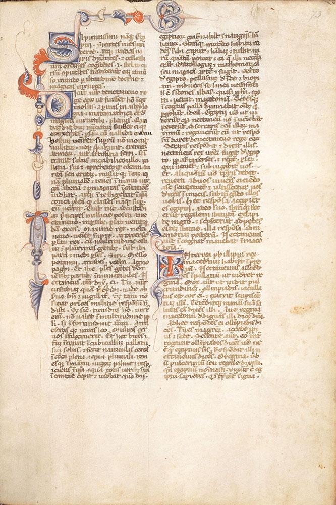 Historia de preliis Alexandri Magni (History of the battles of Alexander the Great)