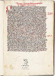 Chronica summorum pontificum et imperatorum romanorum (Chronicle of Popes and Emperors)
