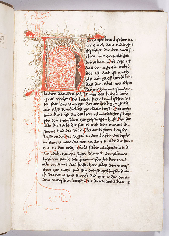 Schwabenspiegel Landrecht (Common Law of the Swabians)