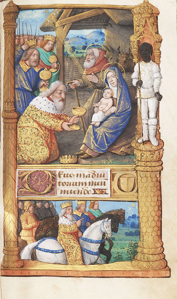 Book of Hours, use of Bourges