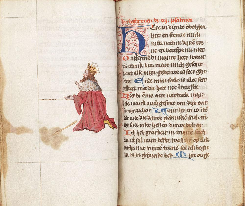 Book of Hours, use of Utrecht