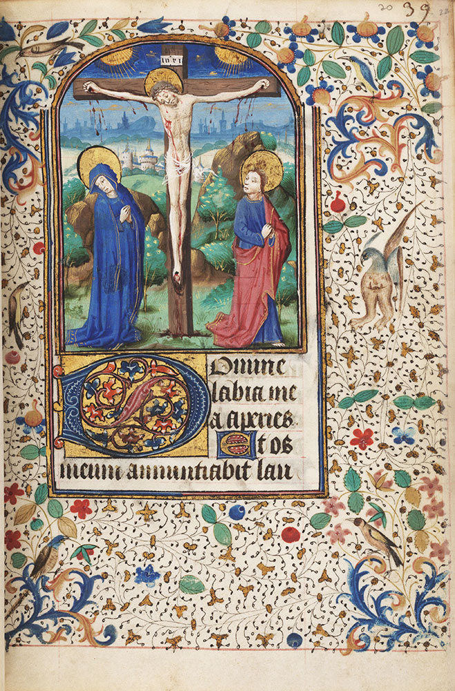 Book of Hours, use of Troyes