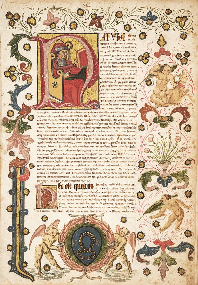 Tractatus de maleficiis (Treatise on Evil Deeds)