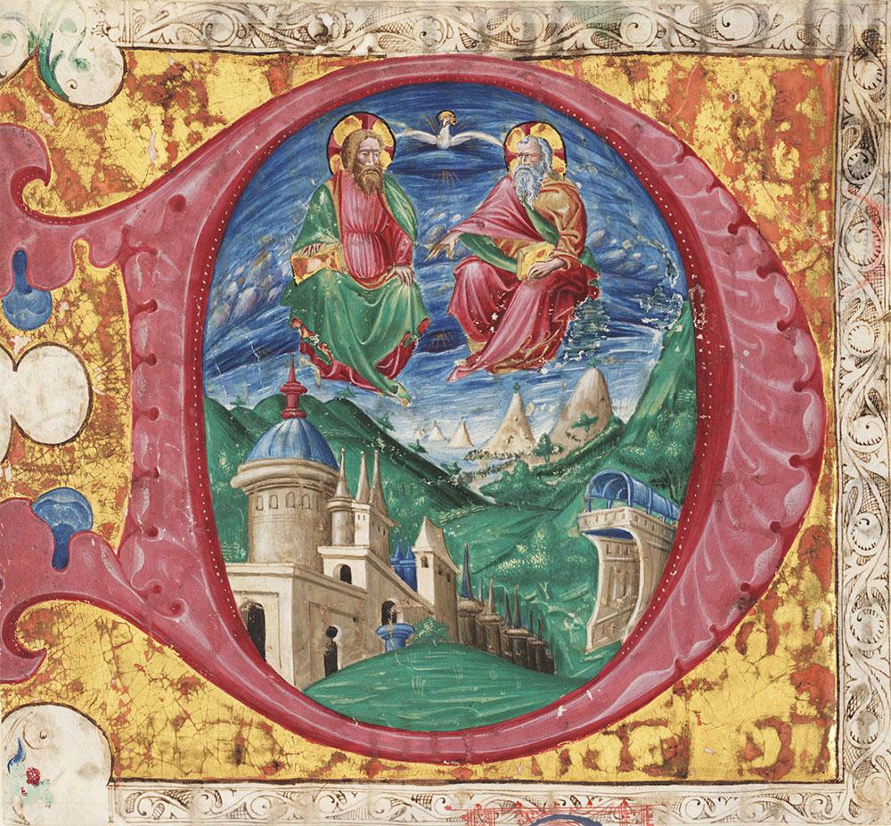 Breviary (or Psalter?)