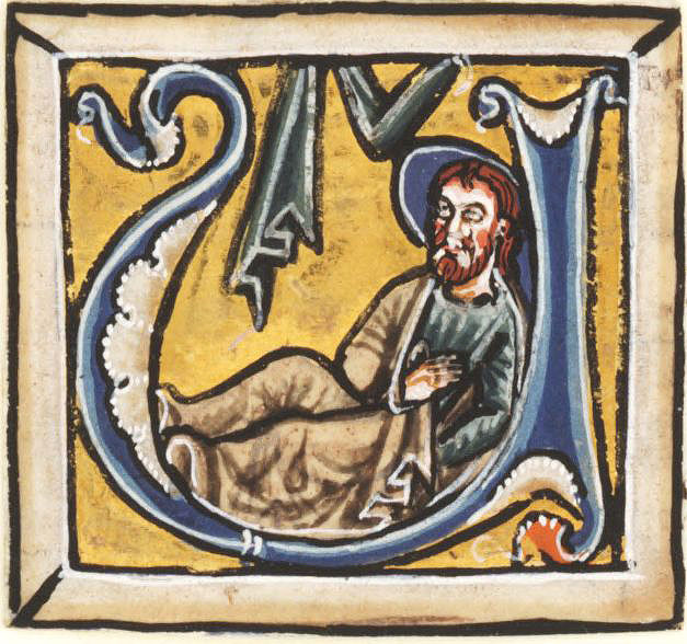Initial U with a Prophet