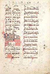 Missal, Sarum use