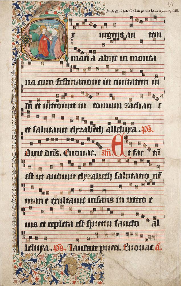Choir book