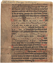 Missal: Ember Saturday, Second Sunday in Lent