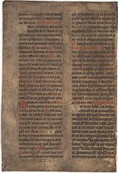 Missal: Holy Thursday, Good Friday