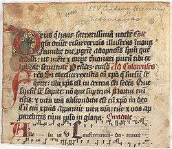 Missal: January 18, St. Peter's Chair at Rome