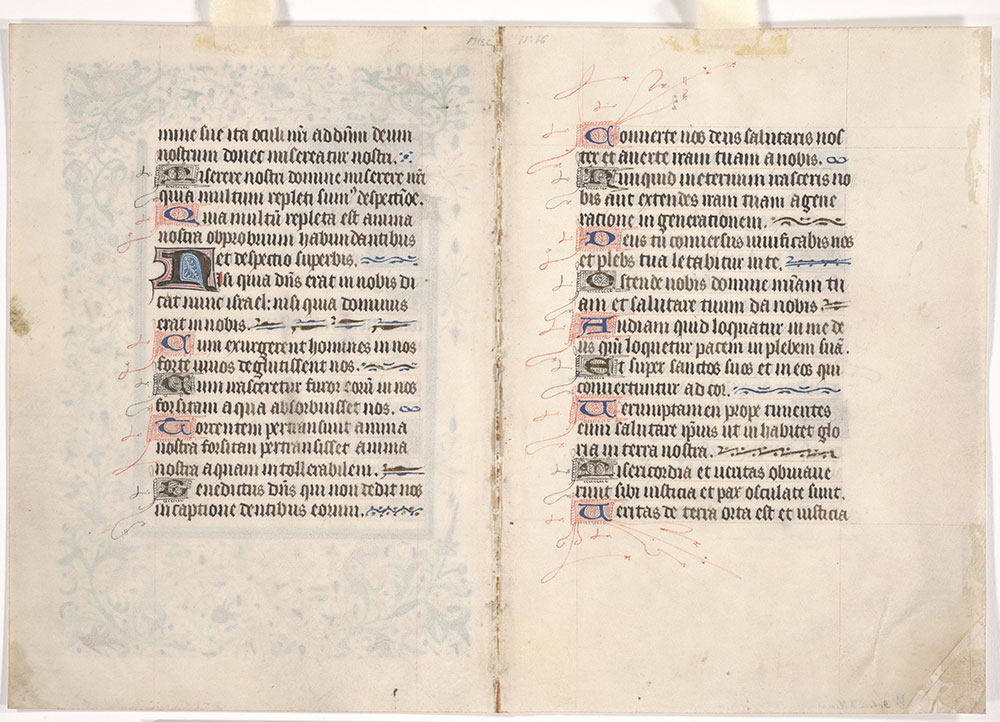 [Book of Hours: Little Office of the Virgin Mary]