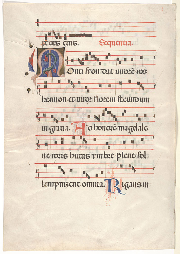 [Medieval Manuscript]