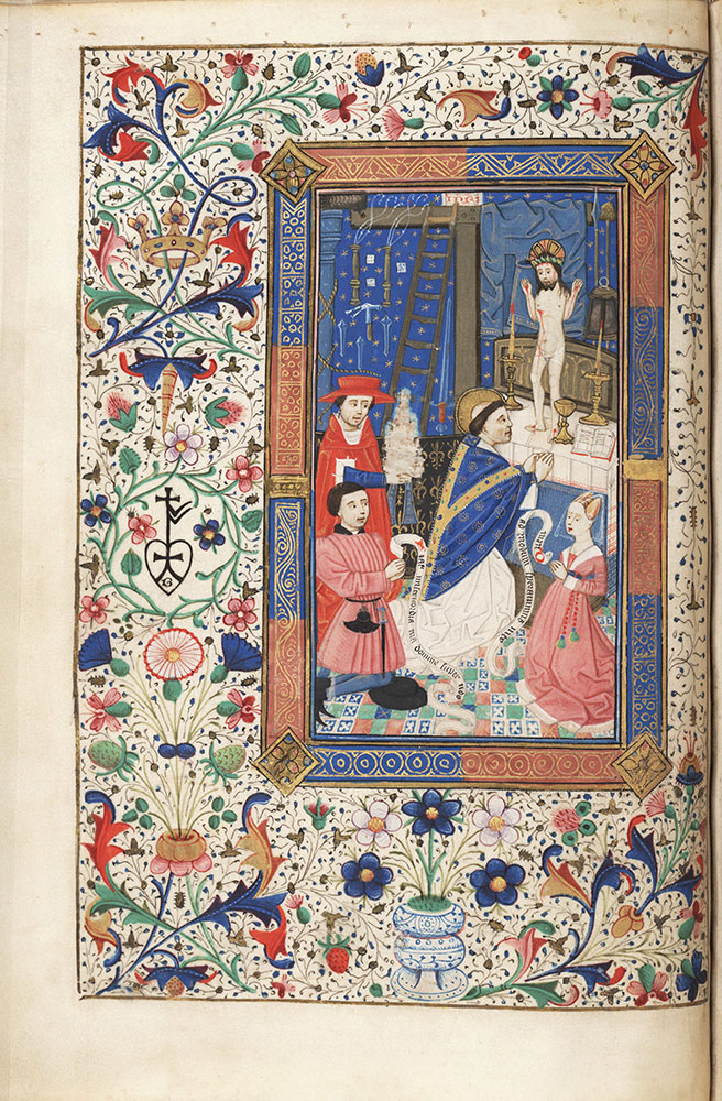 Book of Hours, Sarum use