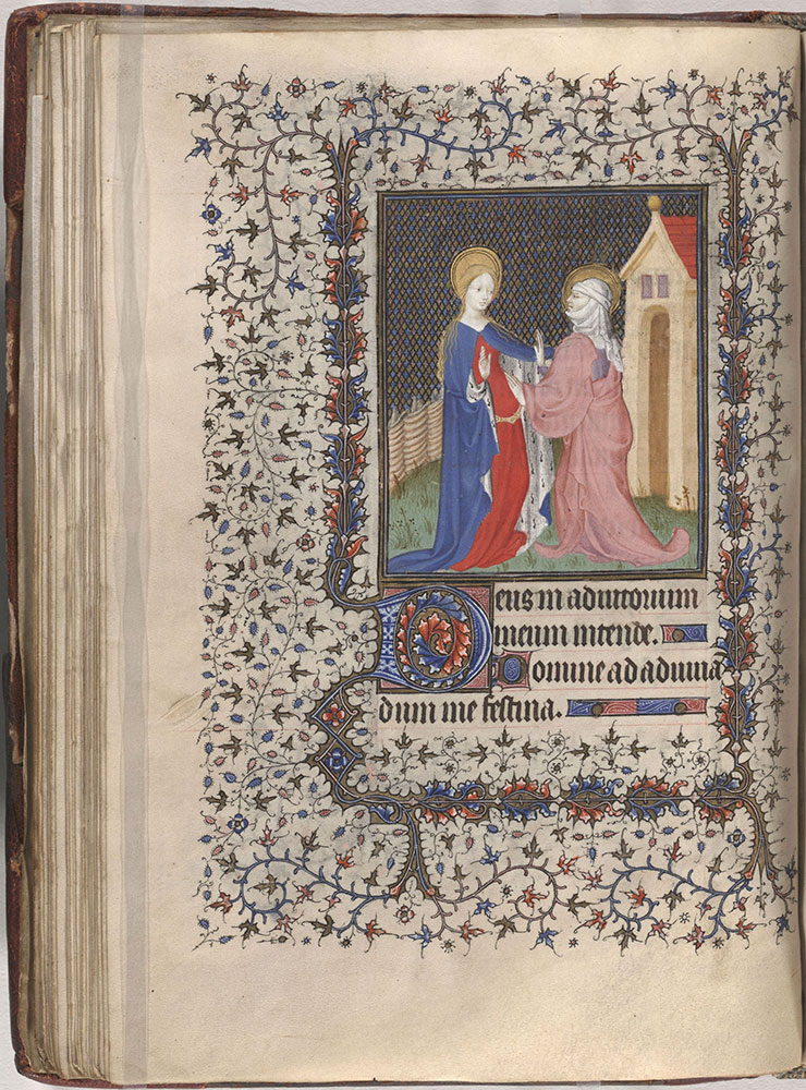 Book of Hours, use of Rennes