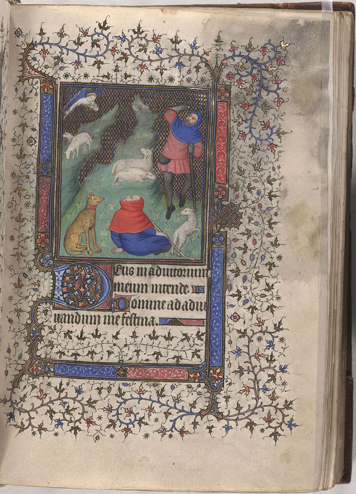 Book of Hours use of Rennes