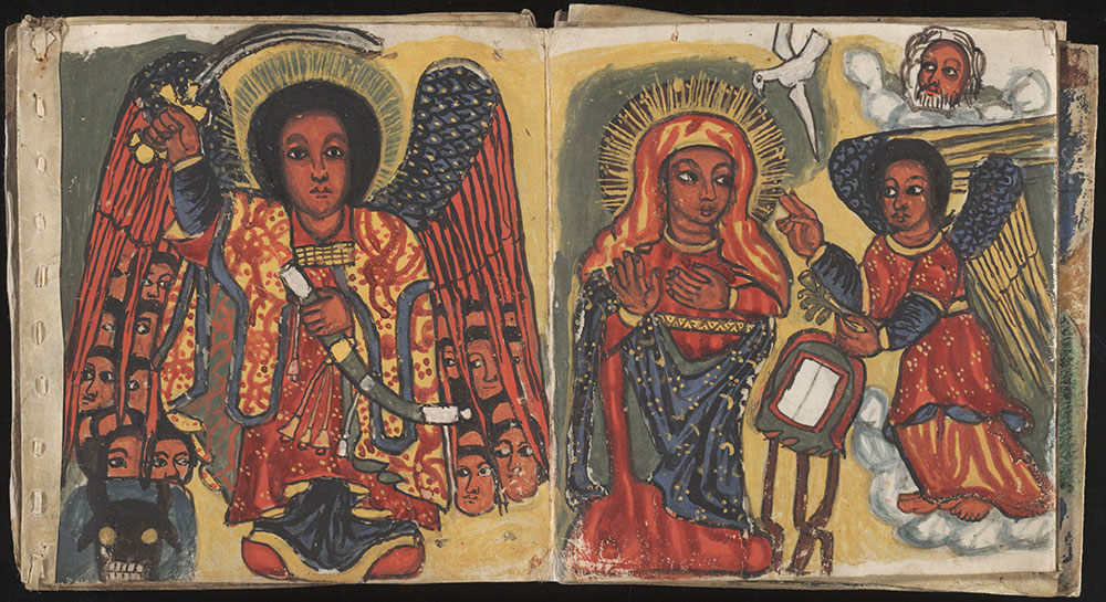 Ethiopic Bible Narrative
