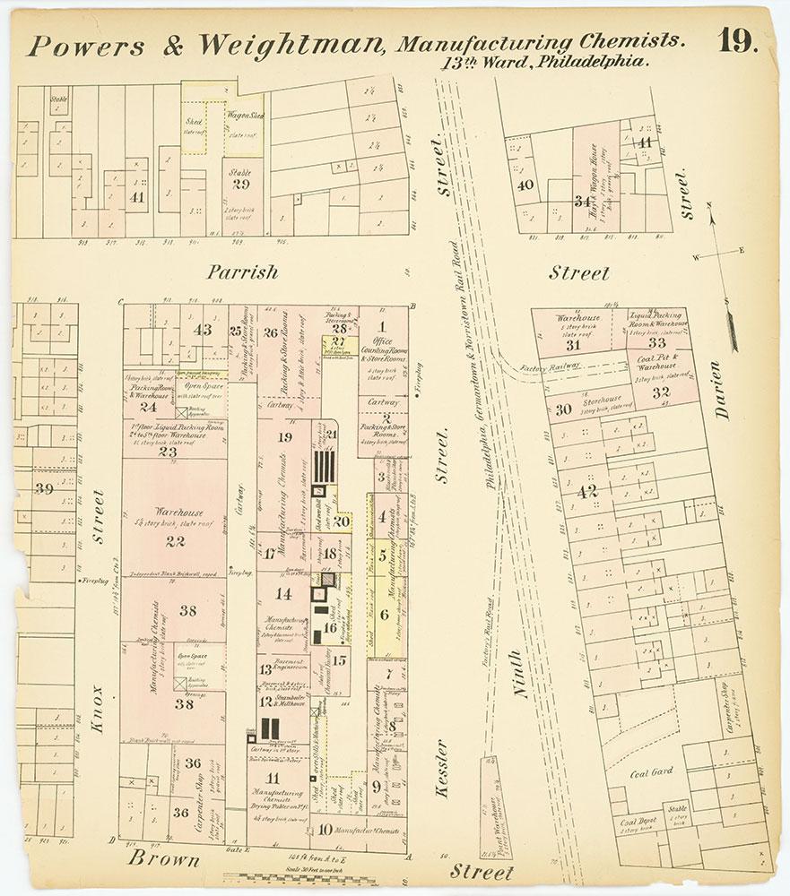 Hexamer General Surveys, Volume 1, Plate 19