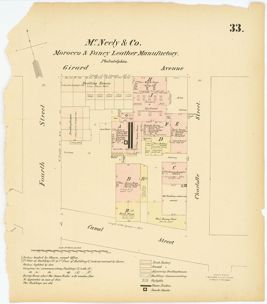 Hexamer General Surveys, Volume 1, Plate 33